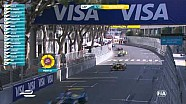 Ground-breaking Monaco ePrix extended highlights