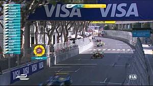 Ground-breaking Monaco ePrix extended highlights