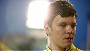 Jones upset after photo finish