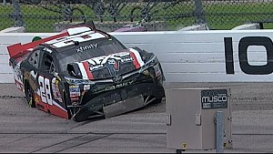 Yeley and Poole involved in multiple incidents