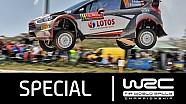 WRC - Vodafone Rally de Portugal 2015: Kubica @ FAFE