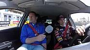 Max Verstappen emmène son père à Monaco !