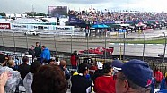 Rahal slams Kanaan in turn one