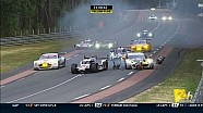 Le Mans - Accident de l'Audi n°8