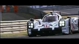 Porsche at Le Mans 2015