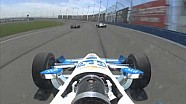 #INDYCAR In-Car Theater: Juan Pablo Montoya at Auto Club Speedway
