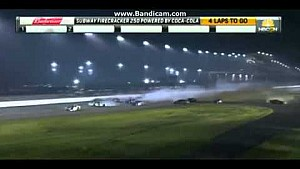 NASCAR 2015 Xfinity Daytona The second big one