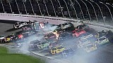 Austin Dillon horrific airborne crash & aftermath