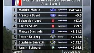 2004 WRC - France - Round 14