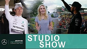 Weekly Studio Show: British GP, behind the scenes & exclusive access!