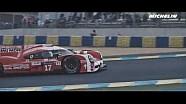 Michelin au Mans - De la conception du pneu à la victoire