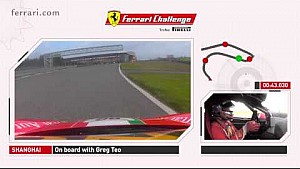 A lap at Shanghai with Greg Teo