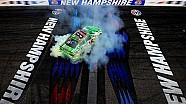 Kyle Busch s'impose au New Hampshire