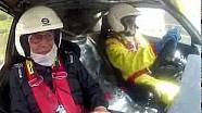 Sulla Lancia Delta S4 con Paolo Andreucci