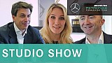Studio Show -Toto on Hungarian GP & Paddy on F1 summer shutdown