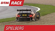 Mercedes Drivers Hit the Gravel - DTM Spielberg 2015