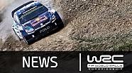 Rallye Deutschland 2015: Stages 1-4