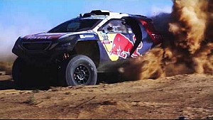 Team Peugeot Total 2015: Morocco Test
