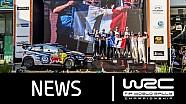 Rally Australia 2015: Powerstage SS17