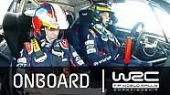 Rally Australia 2015: Paddon Onboard
