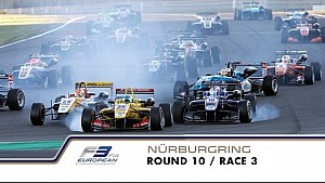 30th race of the 2015 season / 3rd race at the Nürburgring
