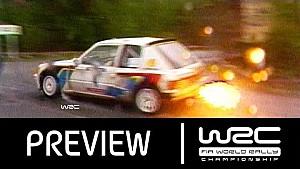 WRC - Tour de Corse Rallye de France 2015: Preview Clip