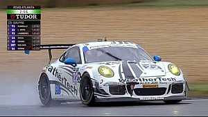 Petit Le Mans full qualifying session