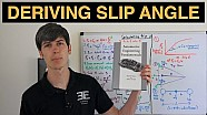 Deriving Car Slip Angles - Tire Slip - WARNING: Maths