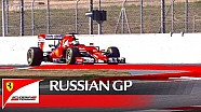 Russian GP - A low grip track