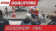 Polesetter Paffett - DTM Hockenheim - Finale 2015