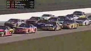 Dale Earnhardt wins at Talladega in 2000