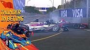 L'incidente Villeneuve-Da Costa a Pechino
