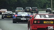 Pagani Convoy to Salon Prive [X6 Tour Episode 22]