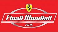 Мировой финал Ferrari. Первая гонка Ferrari Challenge Европа Coppa Shell / Северная Америка