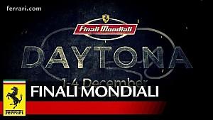 Finali Mondiali – The venue for 2016 is Daytona!