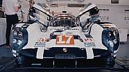 Porsche testet in Bahrain