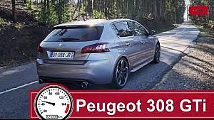 Peugeot 308 GTi soundtrack