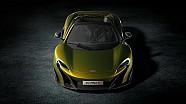 De McLaren 675LT Spider