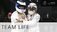 Showdown! F1 donuts, drifting & track battles! Stars & Cars 2015