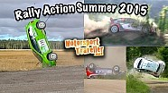 Rally Action Summer 2015