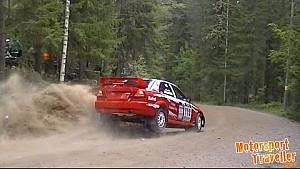 Juha Heinonen, Ruoveden Rallisprint 2015, 5-piste
