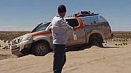 Reconocimiento del recorrido - Dakar 2016