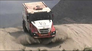 IVECO DAKAR 2016 – La Gloriosa stages 8, 9, 10 & 11