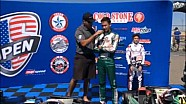 2015 Cold Stone US Open of Colorado - Rotax Junior Podium
