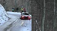 Rallye Monte Carlo: Kubica crasht!