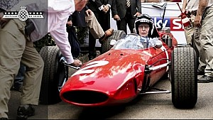 John Surtees: British Motorsport Legend