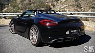 Test Drive in the Porsche Boxster Spyder - A GT4 Without a Roof!