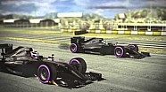 P Zero Purple: the new Ultrasoft tyre