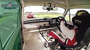 Lotus Cortina: BTTC Champ Shedden onboard