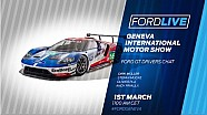 Ford Live: Meet the Ford GT race car drivers